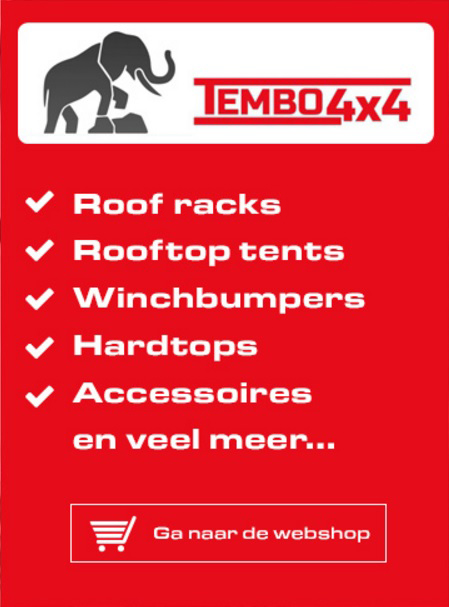 Tembo 4x4 equipment